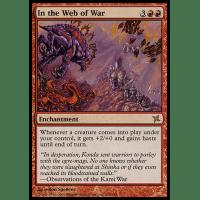 In the Web of War Thumb Nail