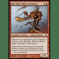Ishi-Ishi, Akki Crackshot Thumb Nail