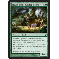 Snake of the Golden Grove Thumb Nail