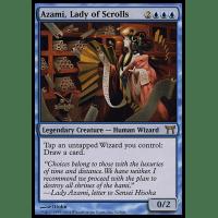 Azami, Lady of Scrolls Thumb Nail