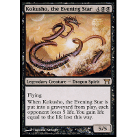 Kokusho, the Evening Star Thumb Nail