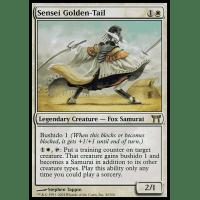Sensei Golden-Tail Thumb Nail