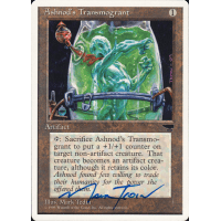 Ashnod's Transmogrant Signed by Mark Tedin (Chronicles) Thumb Nail