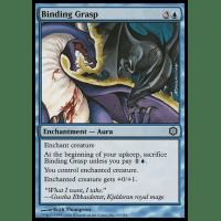 Binding Grasp Thumb Nail