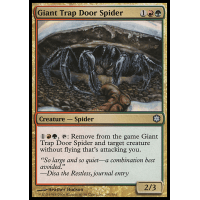 Giant Trap Door Spider Thumb Nail
