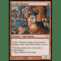 Gorilla Shaman Thumb Nail