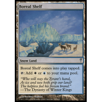 Boreal Shelf Thumb Nail