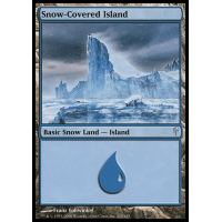 Snow-Covered Island Thumb Nail
