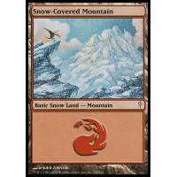 Snow-Covered Mountain Thumb Nail