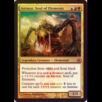 Animar, Soul of Elements (Oversized Foil) Thumb Nail
