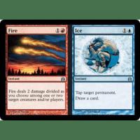 Fire // Ice Thumb Nail
