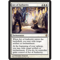 Act of Authority Thumb Nail