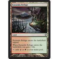 Kazandu Refuge Thumb Nail