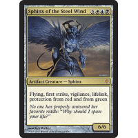Sphinx of the Steel Wind Thumb Nail