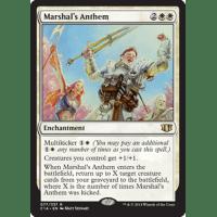 Marshal's Anthem Thumb Nail