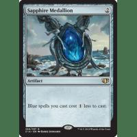 Sapphire Medallion Thumb Nail