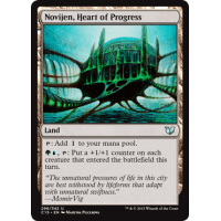 Novijen, Heart of Progress Thumb Nail