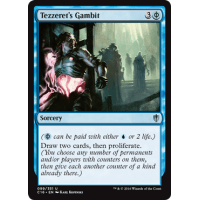 Tezzeret's Gambit Thumb Nail