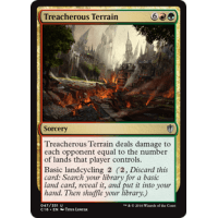 Treacherous Terrain Thumb Nail