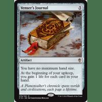 Venser's Journal Thumb Nail