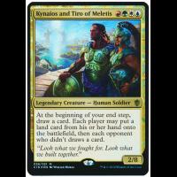 Kynaios and Tiro of Meletis (Oversized Foil) Thumb Nail