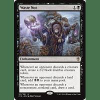 Waste Not Thumb Nail