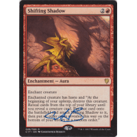 Shifting Shadow Signed by Christopher Burdett Thumb Nail