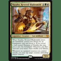 Nazahn, Revered Bladesmith Thumb Nail