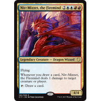 Niv-Mizzet, the Firemind Thumb Nail