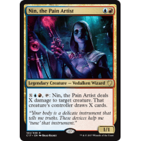 Nin, the Pain Artist Thumb Nail
