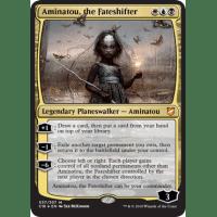 Aminatou, the Fateshifter (Oversized Foil) Thumb Nail