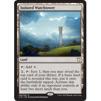 Isolated Watchtower Thumb Nail