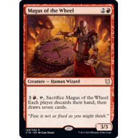 Magus of the Wheel Thumb Nail