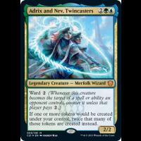 Adrix and Nev, Twincasters (Display Card) Thumb Nail