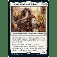 Losheel, Clockwork Scholar Thumb Nail