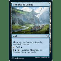 Memorial to Genius Thumb Nail