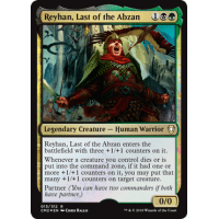 Reyhan, Last of the Abzan Thumb Nail