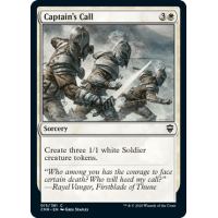 Captain's Call Thumb Nail