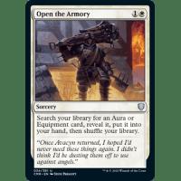 Open the Armory Thumb Nail