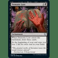 Demonic Lore Thumb Nail