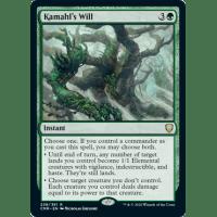 Kamahl's Will Thumb Nail