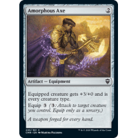 Amorphous Axe Thumb Nail