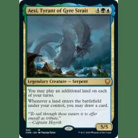 Aesi, Tyrant of the Gyre Strait Thumb Nail