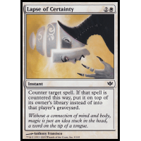 Lapse of Certainty Thumb Nail