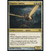 Magister Sphinx Thumb Nail