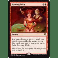 Burning Wish Thumb Nail