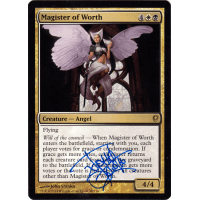 Magister of Worth Signed by John Stanko (Conspiracy) Thumb Nail