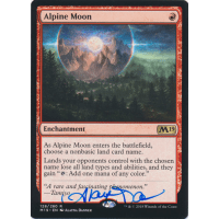 Alpine Moon Signed by Alayna Danner Thumb Nail
