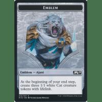 Emblem - Ajani, Adverasry of Tyrants Thumb Nail