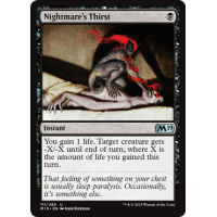 Nightmare's Thirst Thumb Nail